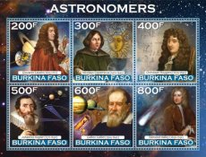 BURKINA FASO 2020 Space Astronomers