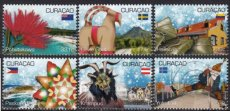 CURACAO 2020 Christmas December stamps