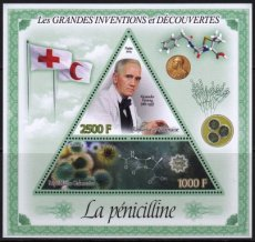 GABON 2014 Science Alexander Fleming