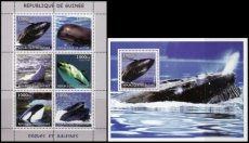 GUINEA 2002 Whales