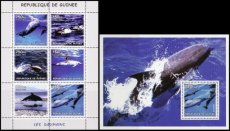 GUINEA 2002 Dolphins