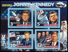 HAITI 2020 Space Apollo John F Kennedy