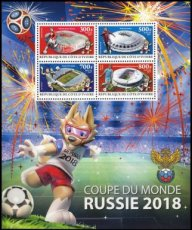 IVORY COAST 2017 World Cup Russia 2018
