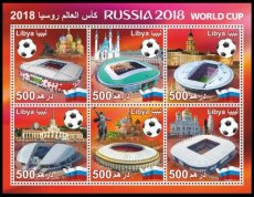 LIBYA 2018 World Cup Russia