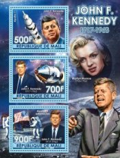 MA11 MALI 2019 Space Kennedy Apollo