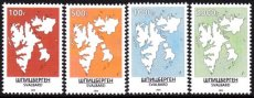 SVALBARD SPITSBERGEN 2020 Definitives Maps