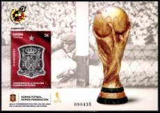 SPAIN 2020 World Cup champions anniversary